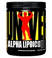 Антиоксиданты Alpha Lipoic Acid (60 кап)