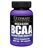 BCAA в капсулах Massive BCAA 1000 mg (60 кап)