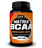 BCAA в таблетках Matrix BCAA 4800 (200 таб)