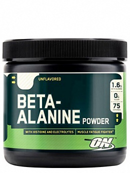 Бета-аланин Beta-Alanine Powder (263 г)