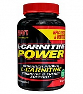 L-карнитин L-Carnitine Power (60 кап)