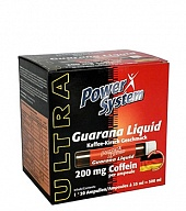 Энергетики Гуарана Ultra Guarana Liquid (20 амп)