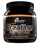 Креатин в капсулах Creatine Mega Caps 1250 (400 кап)