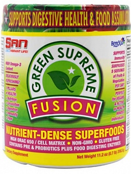 Антиоксиданты Green Supreme Fusion (317 г)