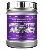 Аминокислоты в капсулах Isolate Amino (250 кап)