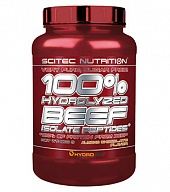 Говяжий протеин 100% Hydrolysed Beef Isolate Peptides (900 г)