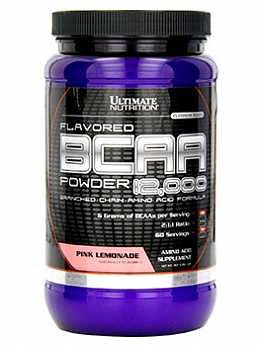 BCAA в порошке Flavored BCAA 12000 Powder (457 г)
