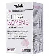 Мультивитамины Ultra Women's Multivitamin Formula (90 кап)