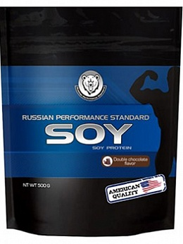Соевый протеин Soy Protein (500 г)