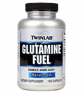 Глютамин Glutamine Fuel Caps (120 кап)